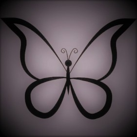 butterfly-outline